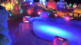 支笏湖の氷濤まつりへ行ってきました!