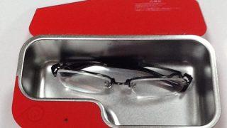 メガネ洗浄機のご紹介