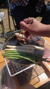 白老牛肉祭り★