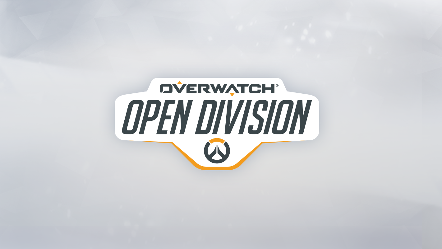 An over-watch open division practice season 2019。