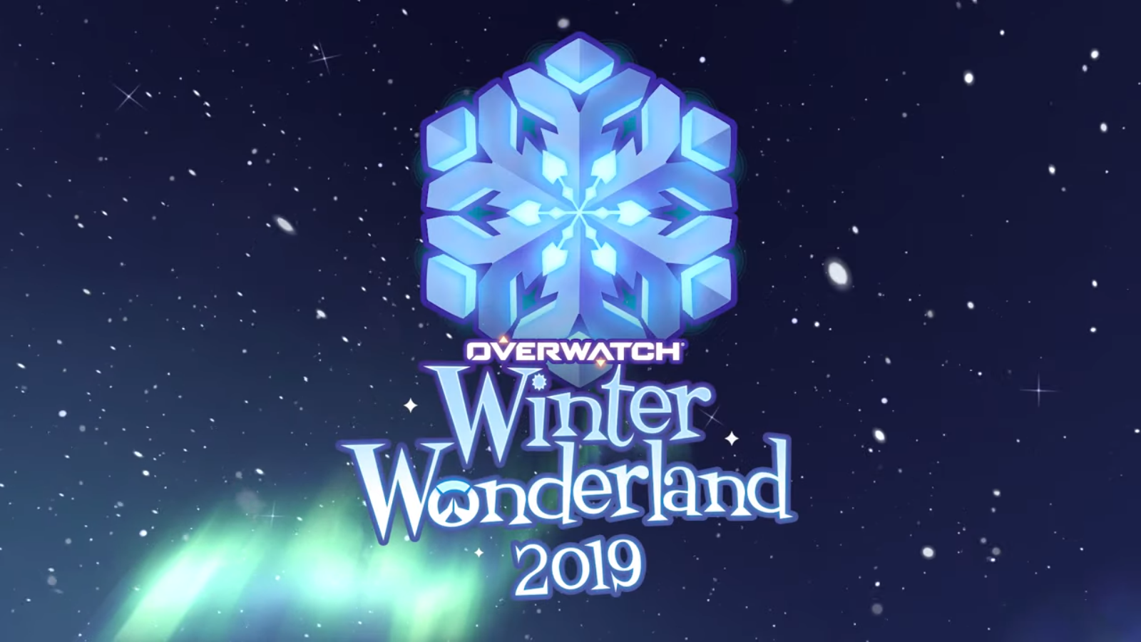"Introduce the ""Winter Wonderland 2019"" & OW videos"