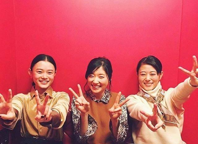 "toa໒꒱ on Instagram: ""うわ😍😍 最高すぎ✨ #高畑充希 #相楽樹 #杉咲花  #とと姉ちゃん"" (608738)"