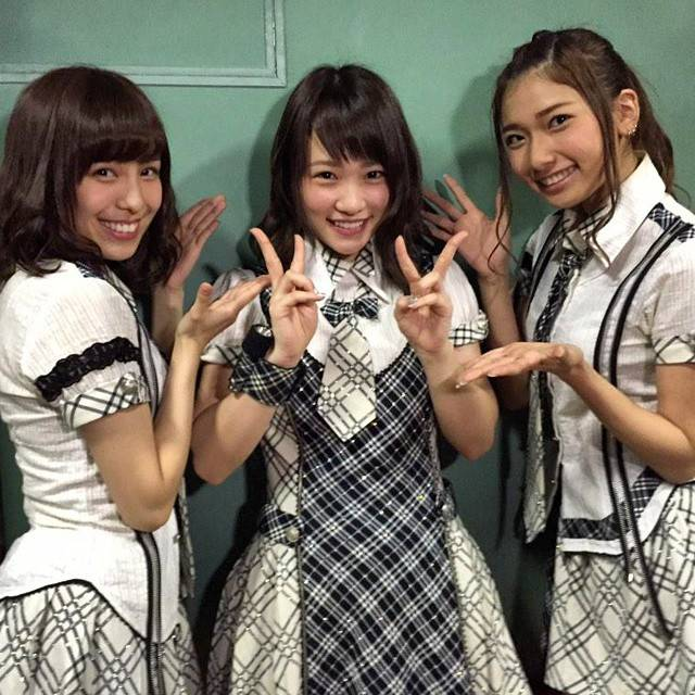"川栄李奈 on Instagram: ""#akb48 #kawaeirina#川栄李奈 #川栄李奈生誕祭 #kojimanatsuki #morikawaayaka#150224"" (620962)"