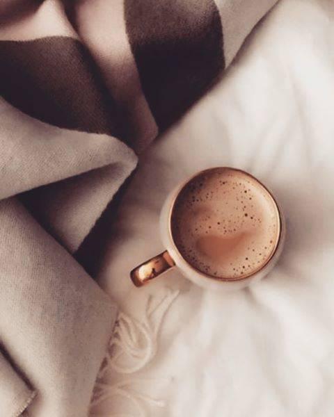 """Spełniam marzenia z Makram🧶 on Instagram: """"Dzień dobry w poniedziałek🌞. Kawusia już zrobiona i wracam do zaplatania🥰 a Wam życzę cudownego tygodnia.  #coffeetime #coffee #coffeelover…"""" (880551)"""