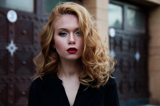 Girl Red Hair Makeup · Free photo on Pixabay (16792)