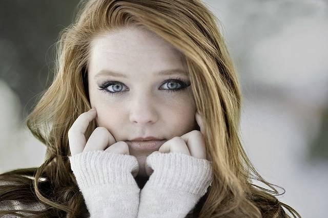Woman Girl Cold · Free photo on Pixabay (16820)