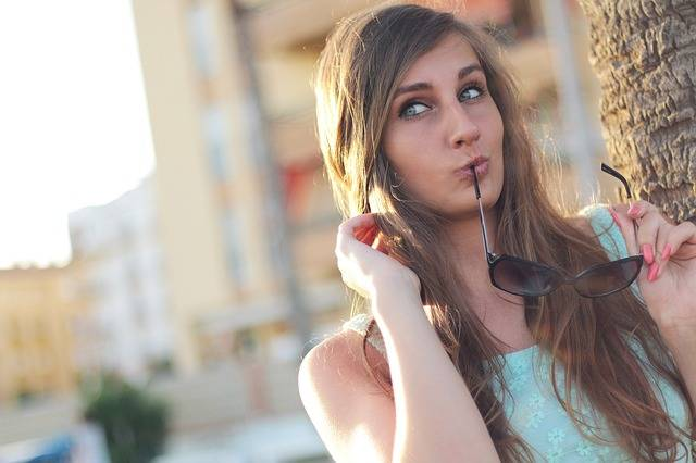 Girl Posing Sunglasses · Free photo on Pixabay (19255)