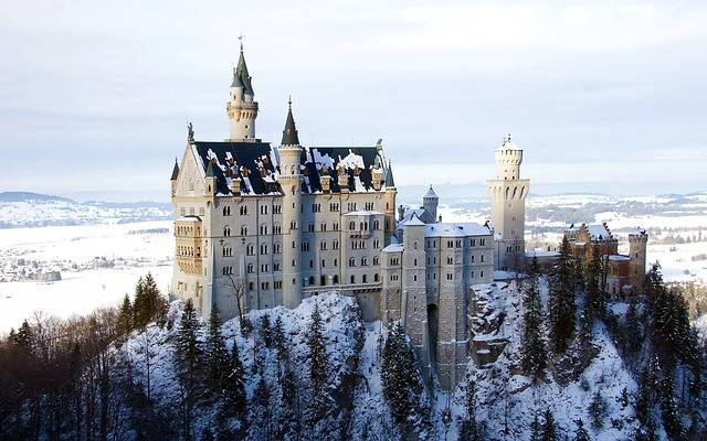 Neuschwanstein Castle Bavaria · Free photo on Pixabay (23783)