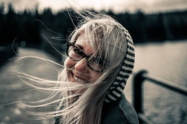 Girl Smiling Female · Free photo on Pixabay (48221)