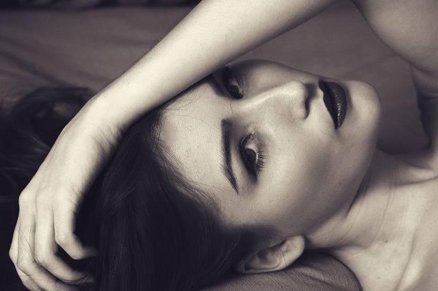 Woman Sexy Portrait Hand On · Free photo on Pixabay (51313)