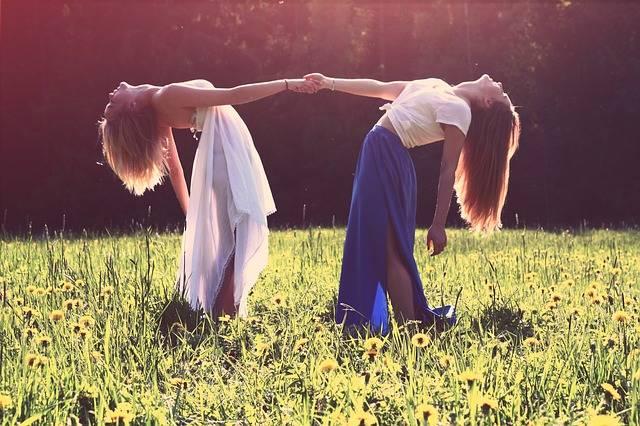 Girls Lesbians Best Friends · Free photo on Pixabay (53676)