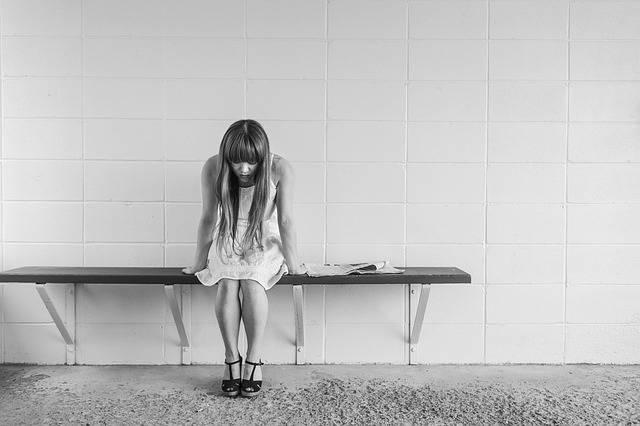Worried Girl Woman Waiting · Free photo on Pixabay (54217)