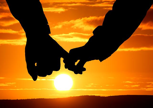 Pair Sunset Mood · Free photo on Pixabay (57272)