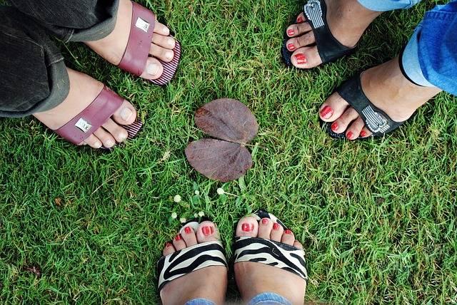 Foots Group Footwear Three · Free photo on Pixabay (57817)