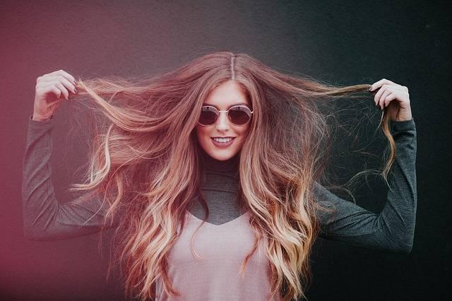 Woman Long Hair People · Free photo on Pixabay (58230)