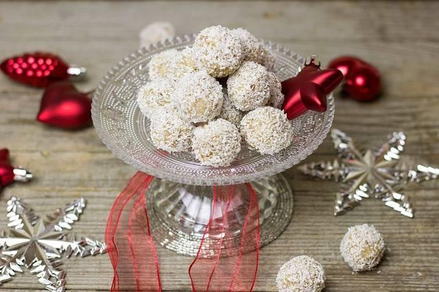 Coconut Chocolates Balls · Free photo on Pixabay (59680)