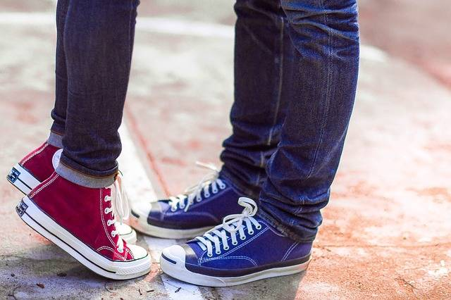 Converse Couple Love · Free photo on Pixabay (60382)