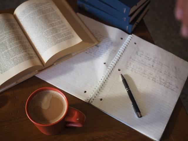 Coffee School Homework · Free photo on Pixabay (67425)
