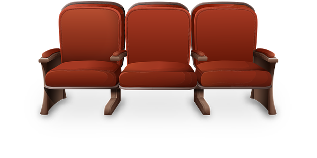 Theater Chairs Red · Free vector graphic on Pixabay (68132)