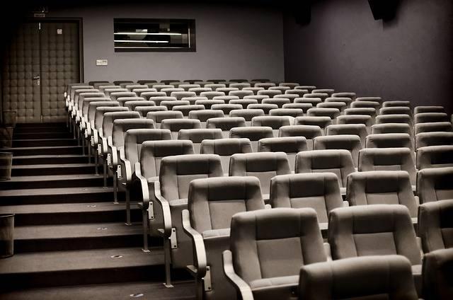 Seat Auditorium Chair · Free photo on Pixabay (68141)