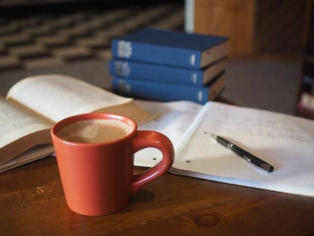 Coffee School Homework · Free photo on Pixabay (69453)