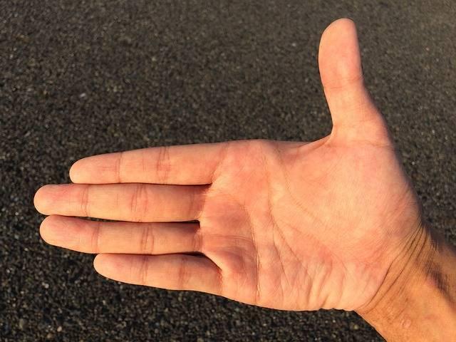 Hand Finger Skin - Free photo on Pixabay (81138)