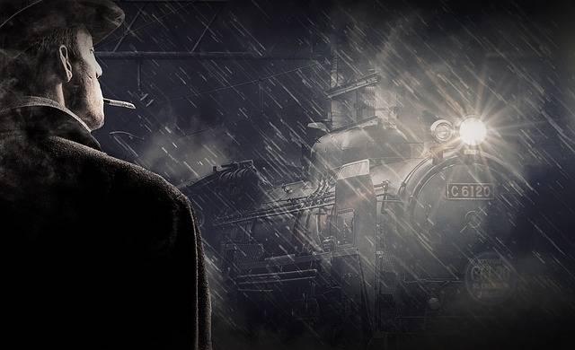 Man Rain Snow - Free photo on Pixabay (97722)
