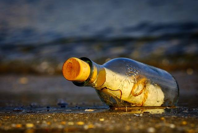 Message In A Bottle Sea - Free photo on Pixabay (113730)