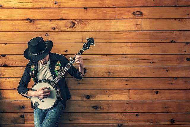 Musician Country Song Banjo - Free photo on Pixabay (115934)