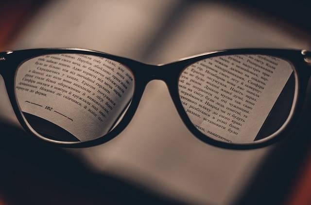 Glasses Reading Spectacles - Free photo on Pixabay (126143)