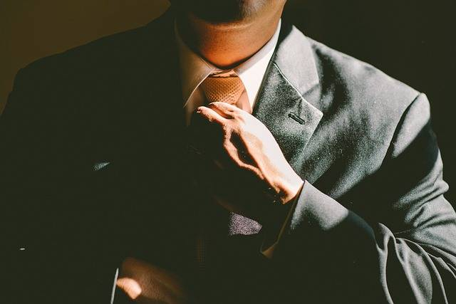 Tie Necktie Adjust - Free photo on Pixabay (134387)