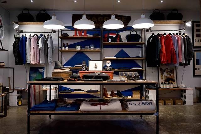 Store Clothing Shop - Free photo on Pixabay (152471)