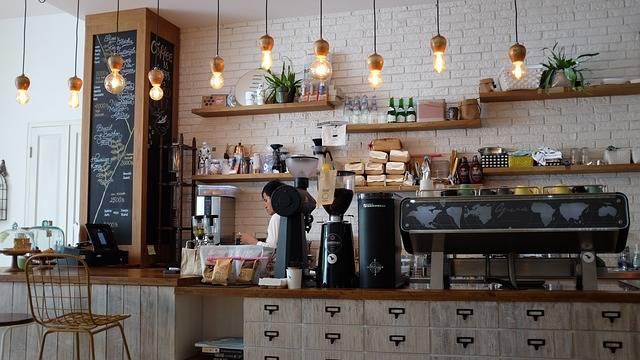 Coffee Shop Barista Cafe - Free photo on Pixabay (153130)