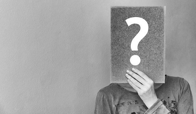 Question Mark Survey - Free photo on Pixabay (158627)