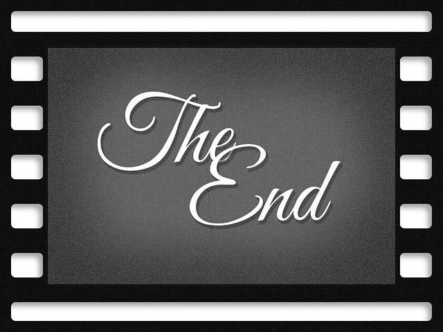 End Guy Cinema Strip - Free image on Pixabay (164249)