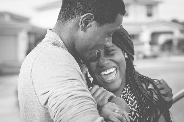 Black And White People Couple - Free photo on Pixabay (174362)
