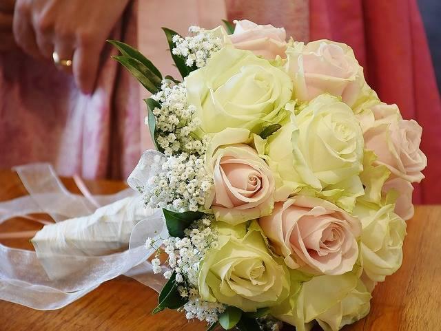 Roses Ostrich Brautstrauß Flowers - Free photo on Pixabay (179418)