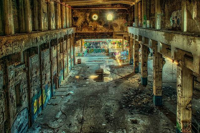 Lost Places Factory Hall - Free photo on Pixabay (183922)