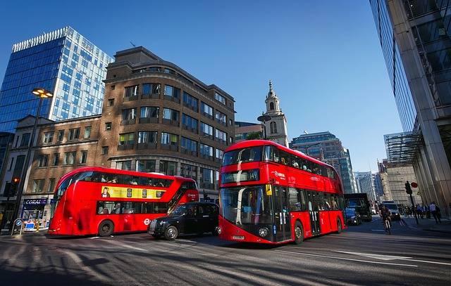 London Bus Red - Free photo on Pixabay (183972)