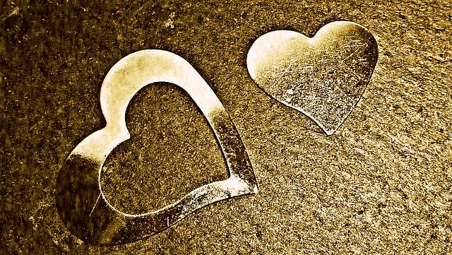 Luck Heart In Seventh Heaven - Free photo on Pixabay (188607)