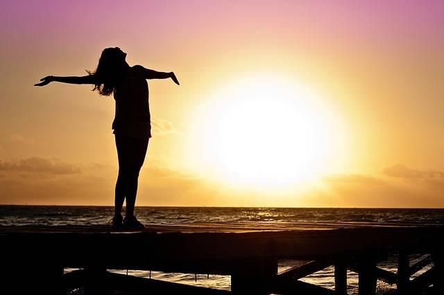 Woman Girl Freedom - Free photo on Pixabay (190208)