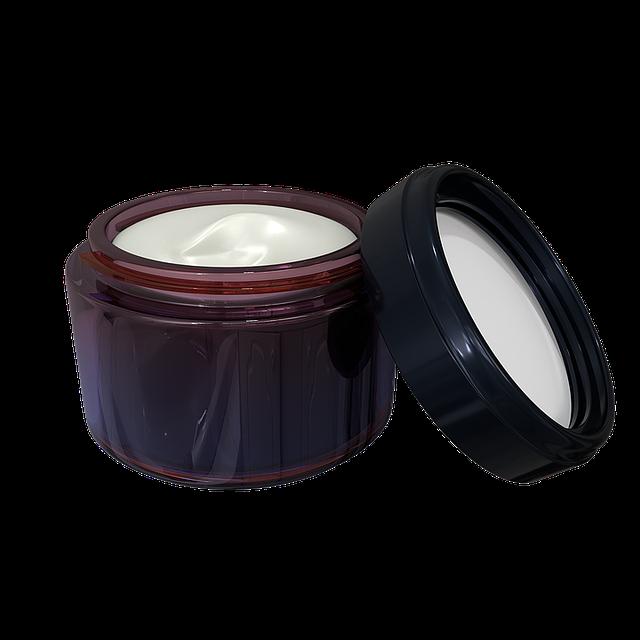 Cream Jar White - Free image on Pixabay (190252)