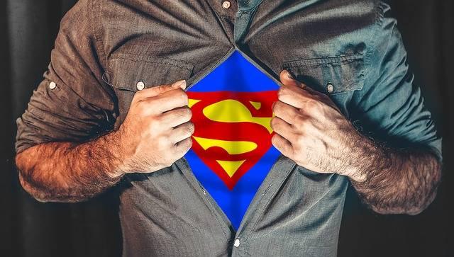 Superhero Shirt Tearing - Free photo on Pixabay (193060)