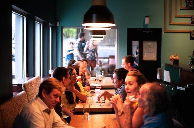 Restaurant People Eating - Free photo on Pixabay (198211)