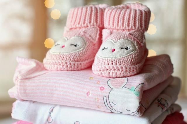 Booties Baby Girl - Free photo on Pixabay (198896)