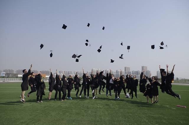 University Student Graduation Jump - Free photo on Pixabay (203394)