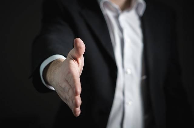 Handshake Hand Give - Free photo on Pixabay (203460)