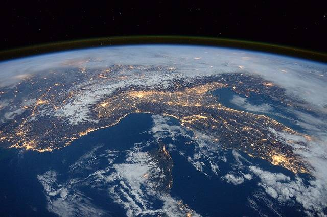 International Space Station View - Free photo on Pixabay (206564)