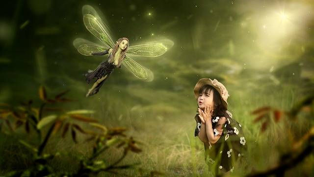 Fantasy Elf Child - Free photo on Pixabay (206680)