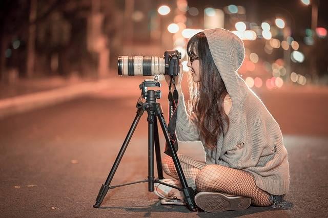 Night Camera Photographer - Free photo on Pixabay (207832)